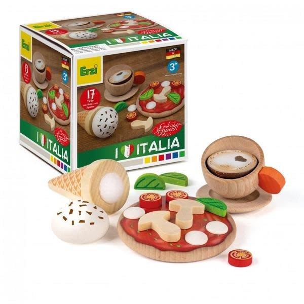 Ezri Erzi Assortment Italia Wood Food