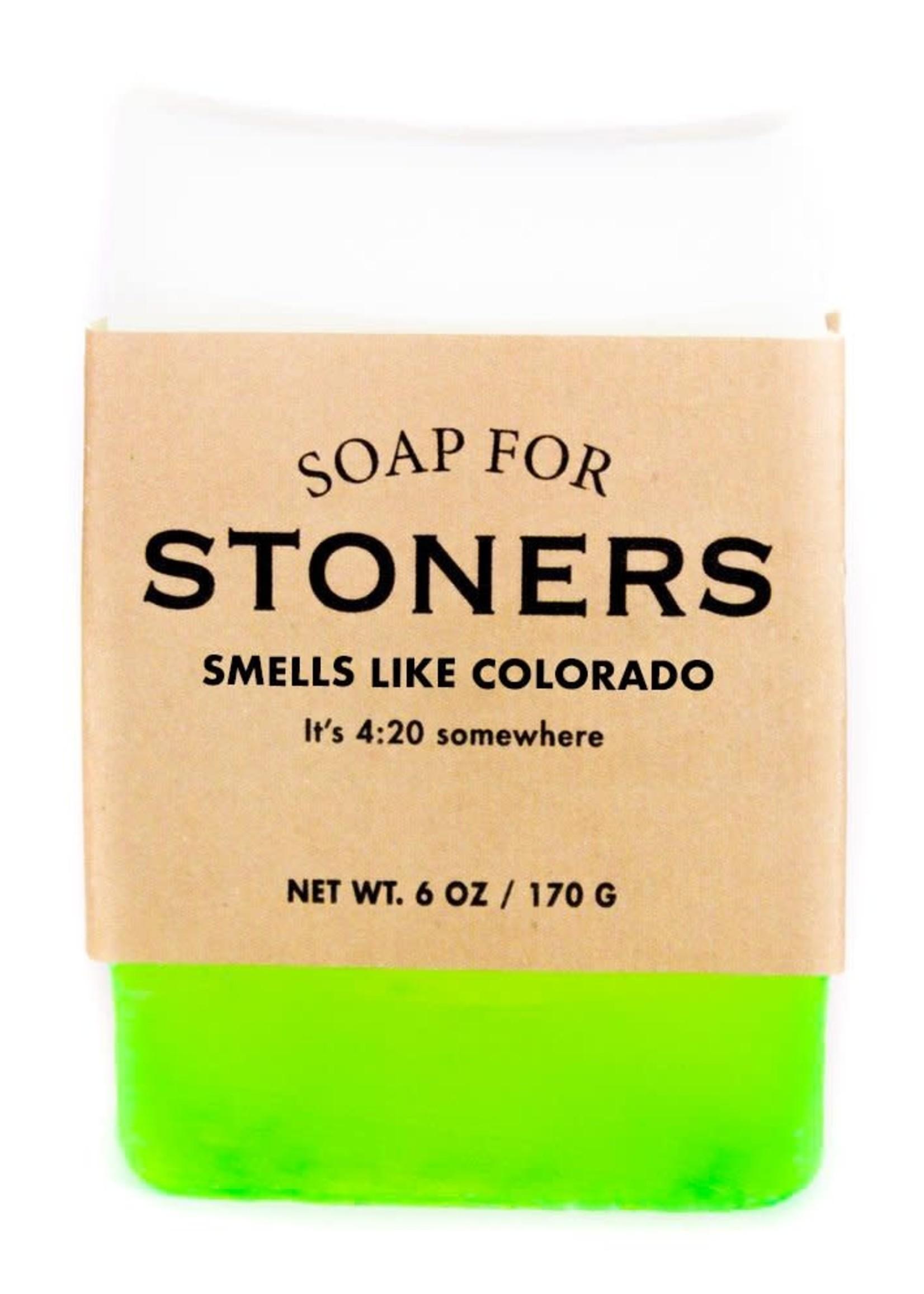 Whiskey River Soap Co. Whiskey River Soap Co. Soap Stoners Oregon