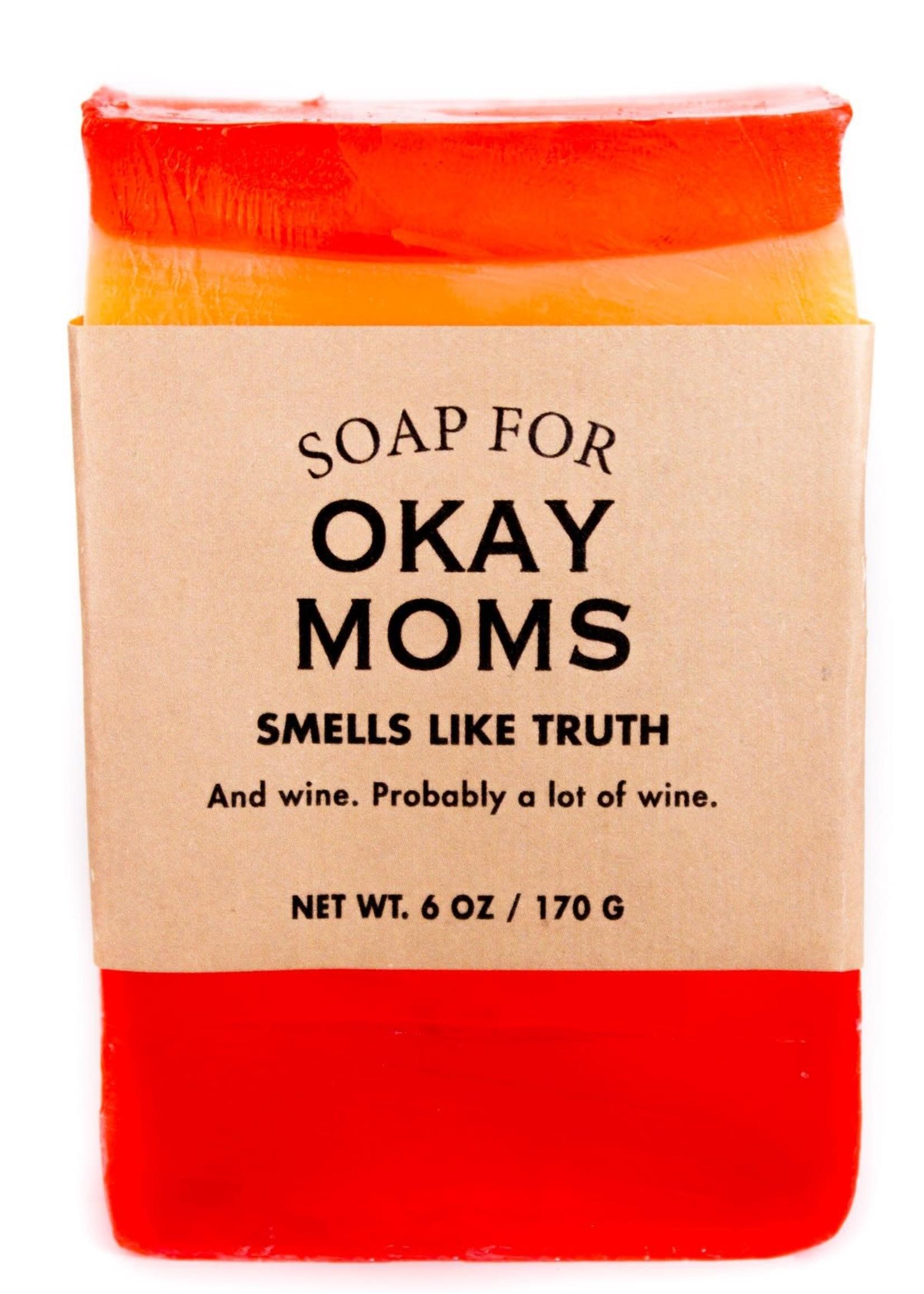 Whiskey River Soap Co. Whiskey River Soap Co. Soap Okay Moms