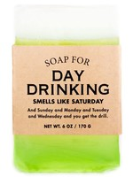 Whiskey River Soap Co. Whiskey River Soap Co. Soap Day Drinking