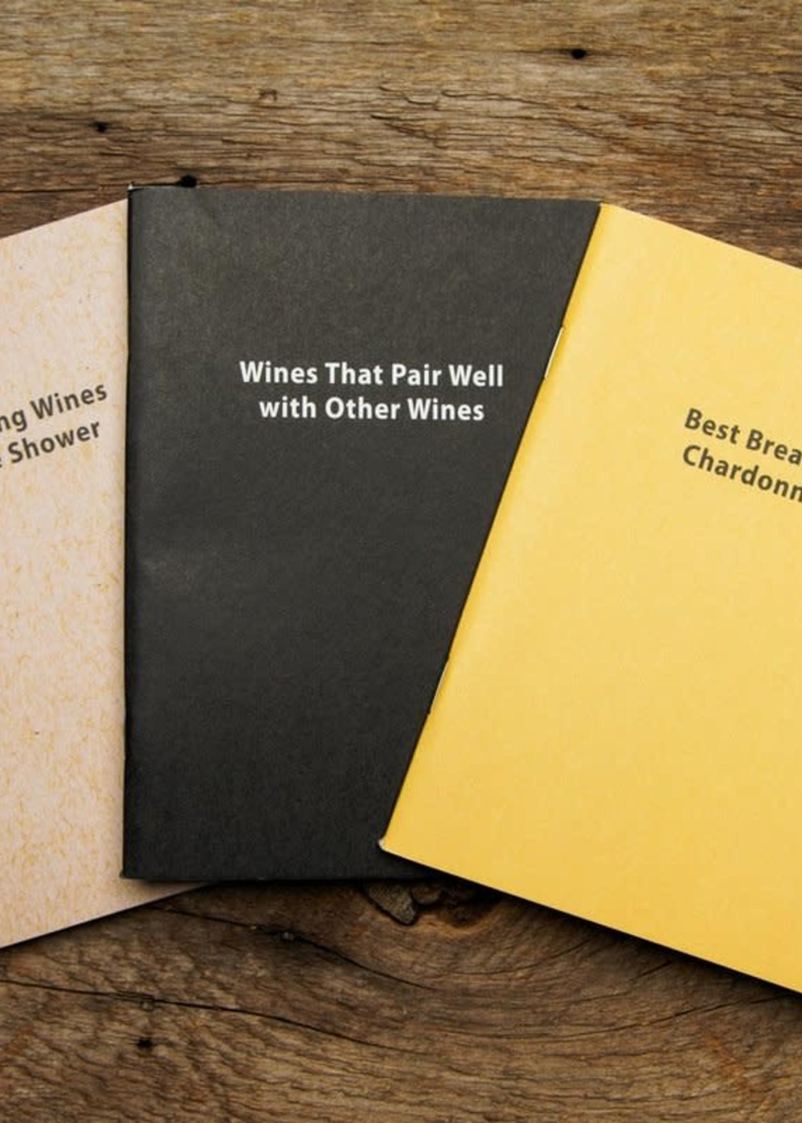 Whiskey River Soap Co. Whiskey River Soap Co. Journal Winos