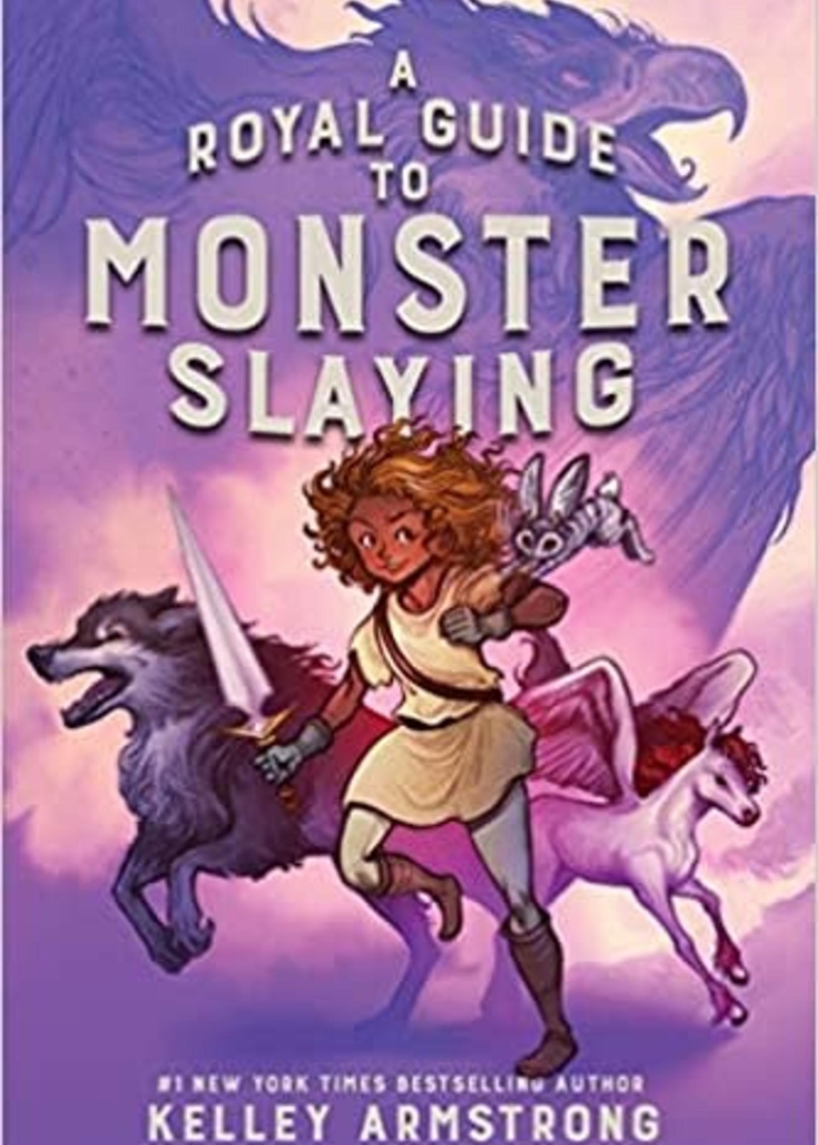 Penguin Random House Monster Slaying - Armstrong