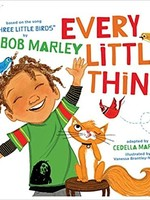 Raincoast Books Every Little Thing - Bob Marley