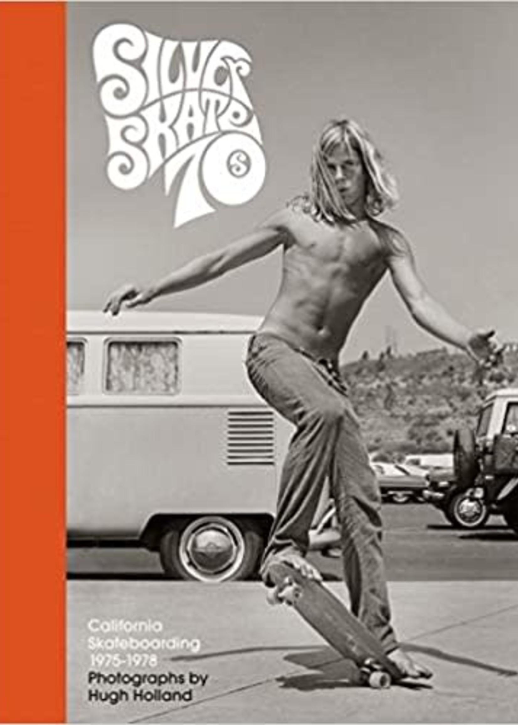 Raincoast Books Silver. Skate. Seventies. Holland