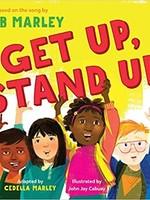 Raincoast Books Get Up , Stand Up - Marley