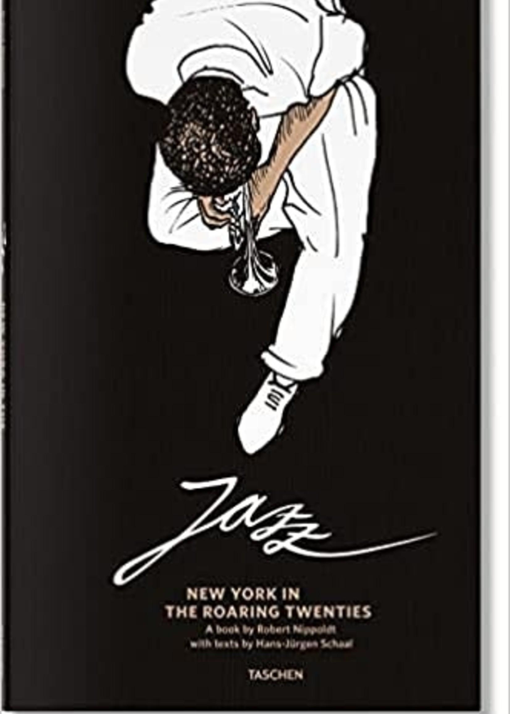 Taschen Taschen Jazz New York In The Roaring Twenties