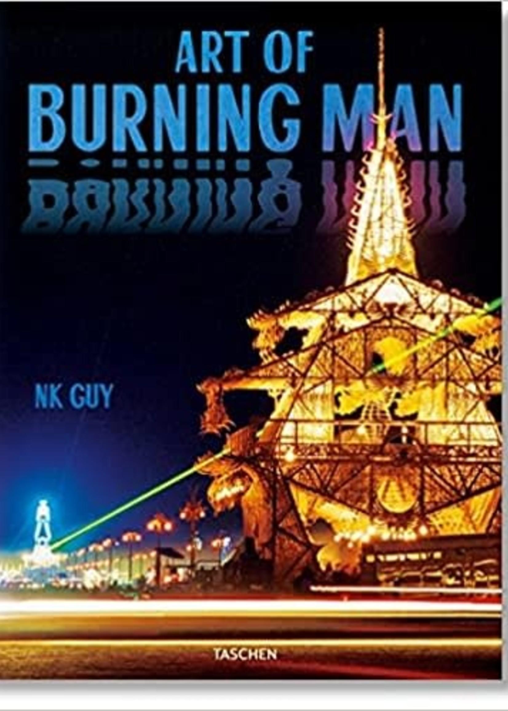 Taschen Taschen Art Of Burning Man
