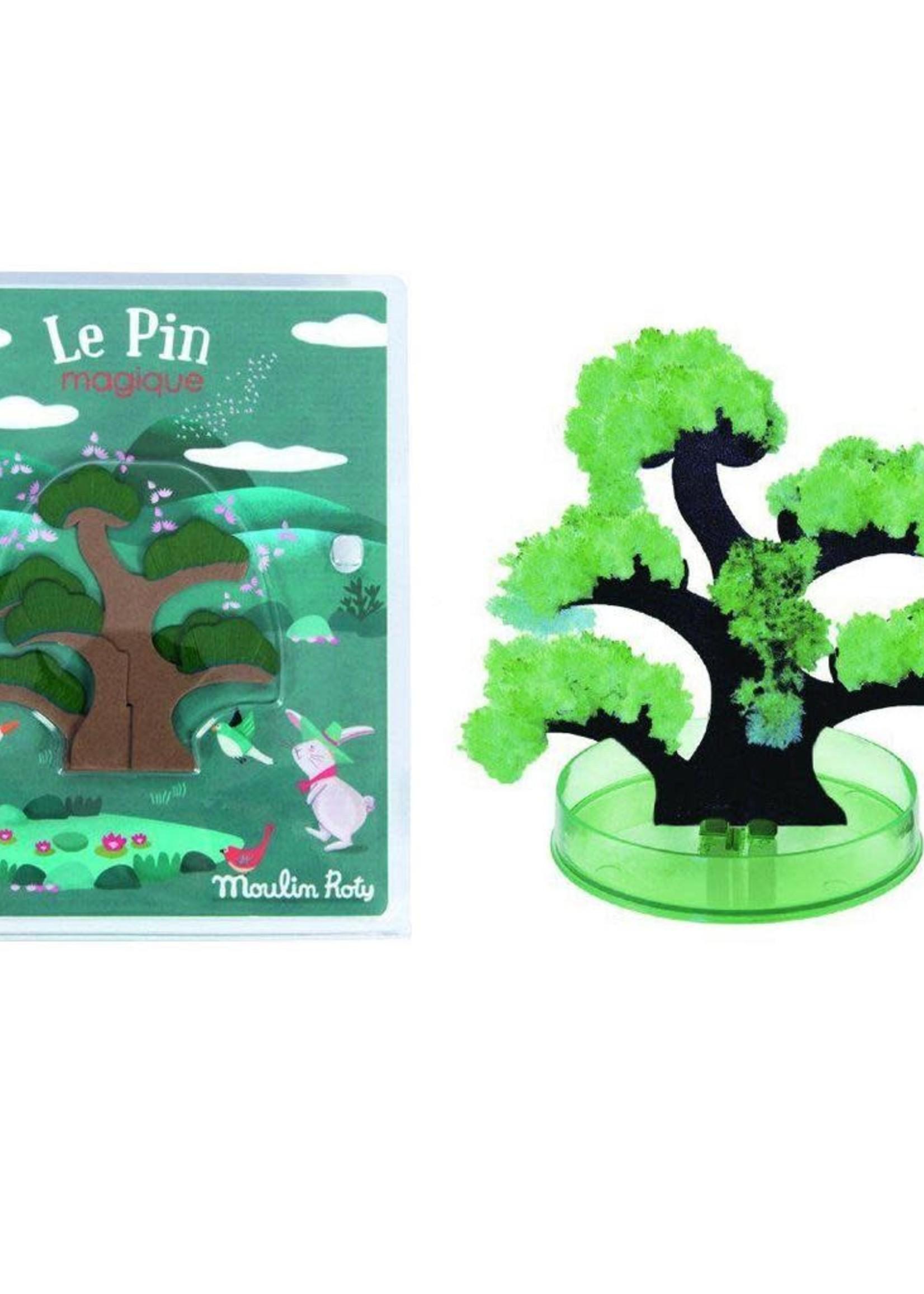Moulin Roty Moulin Roty Magic Tree Green