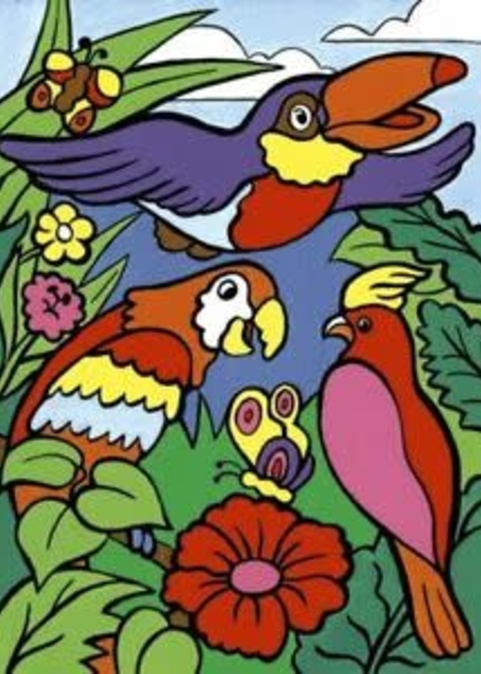 Royal & Langnickel Royal & Langnickel PBN Birds