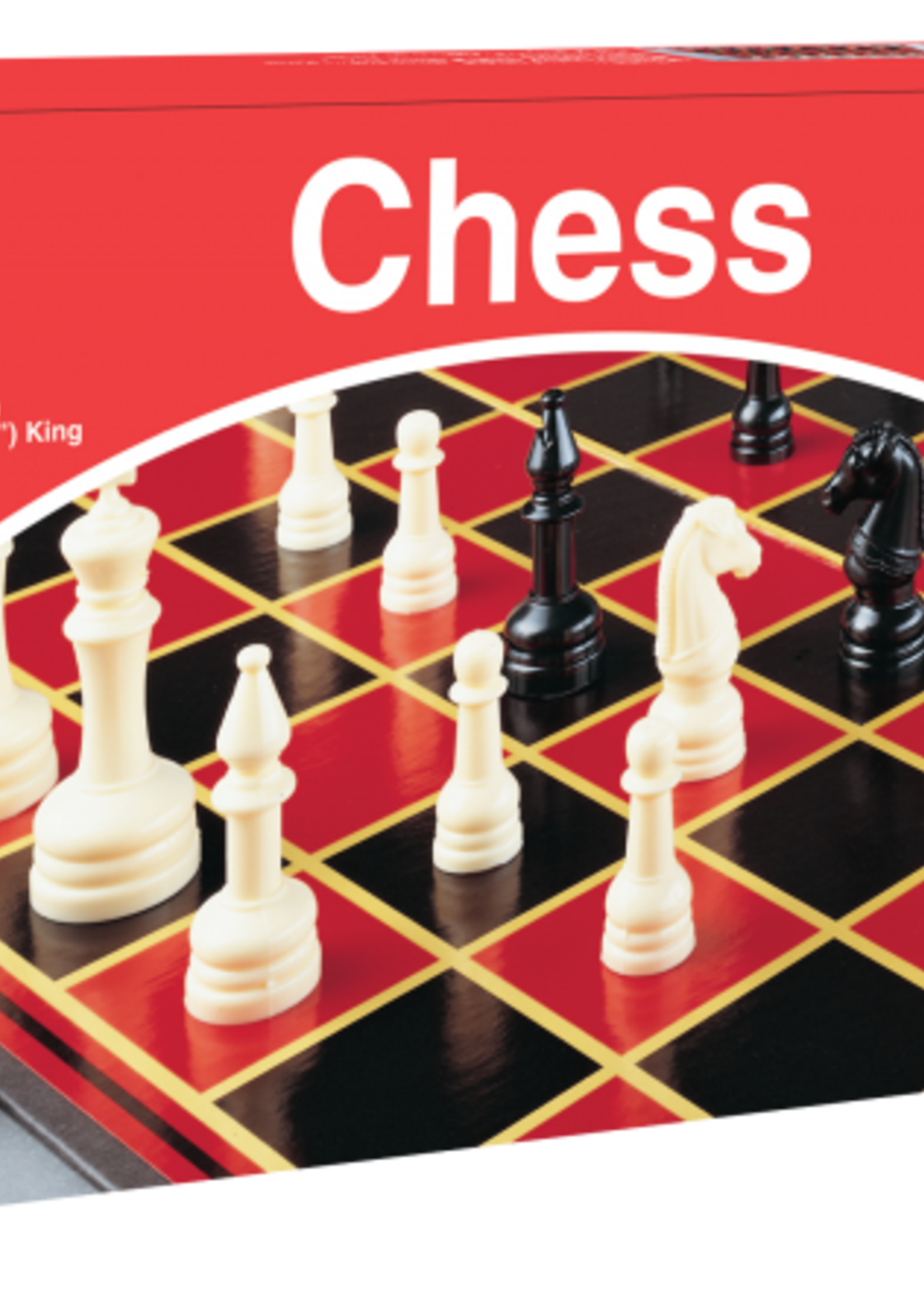 Pressman Pressman Chess Board Foldable