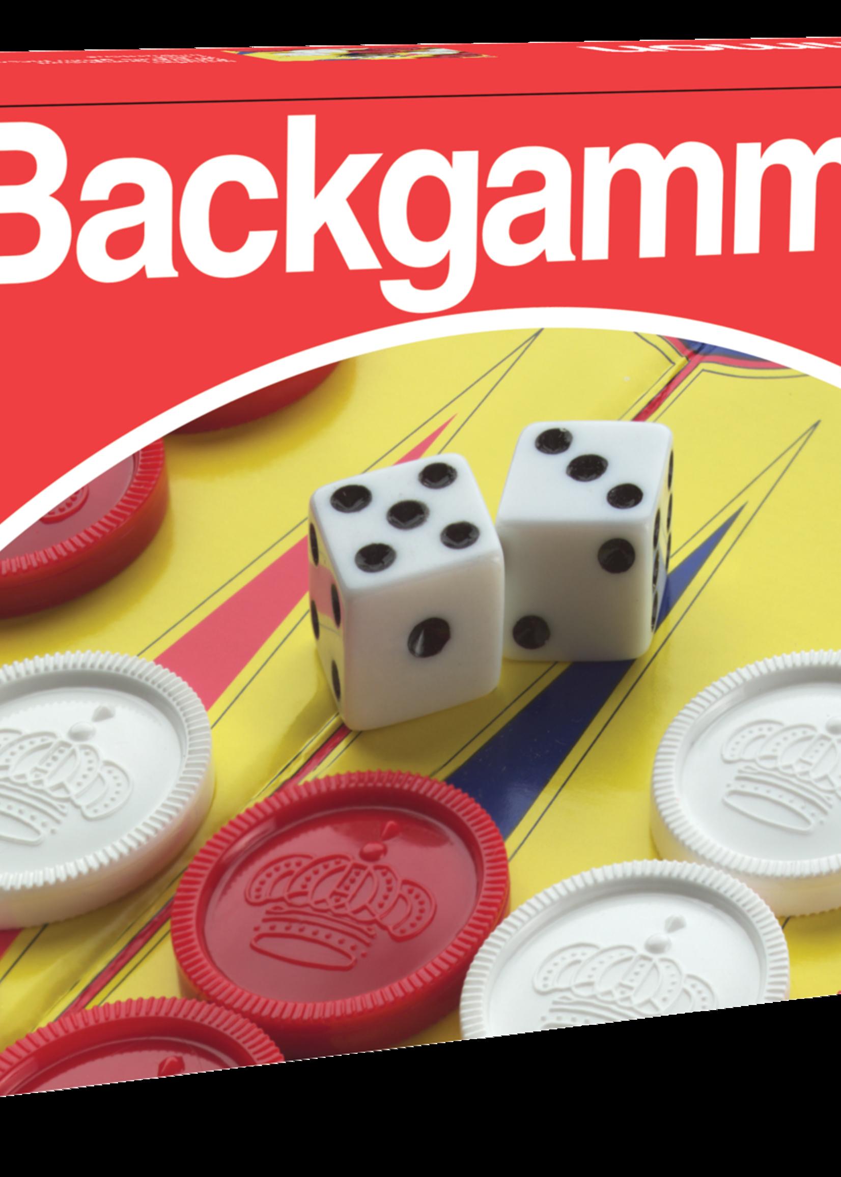 Pressman Pressman Backgammon (folding board)