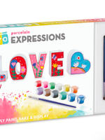 Mindware Mindware Paint Your Own Expression: LOVE