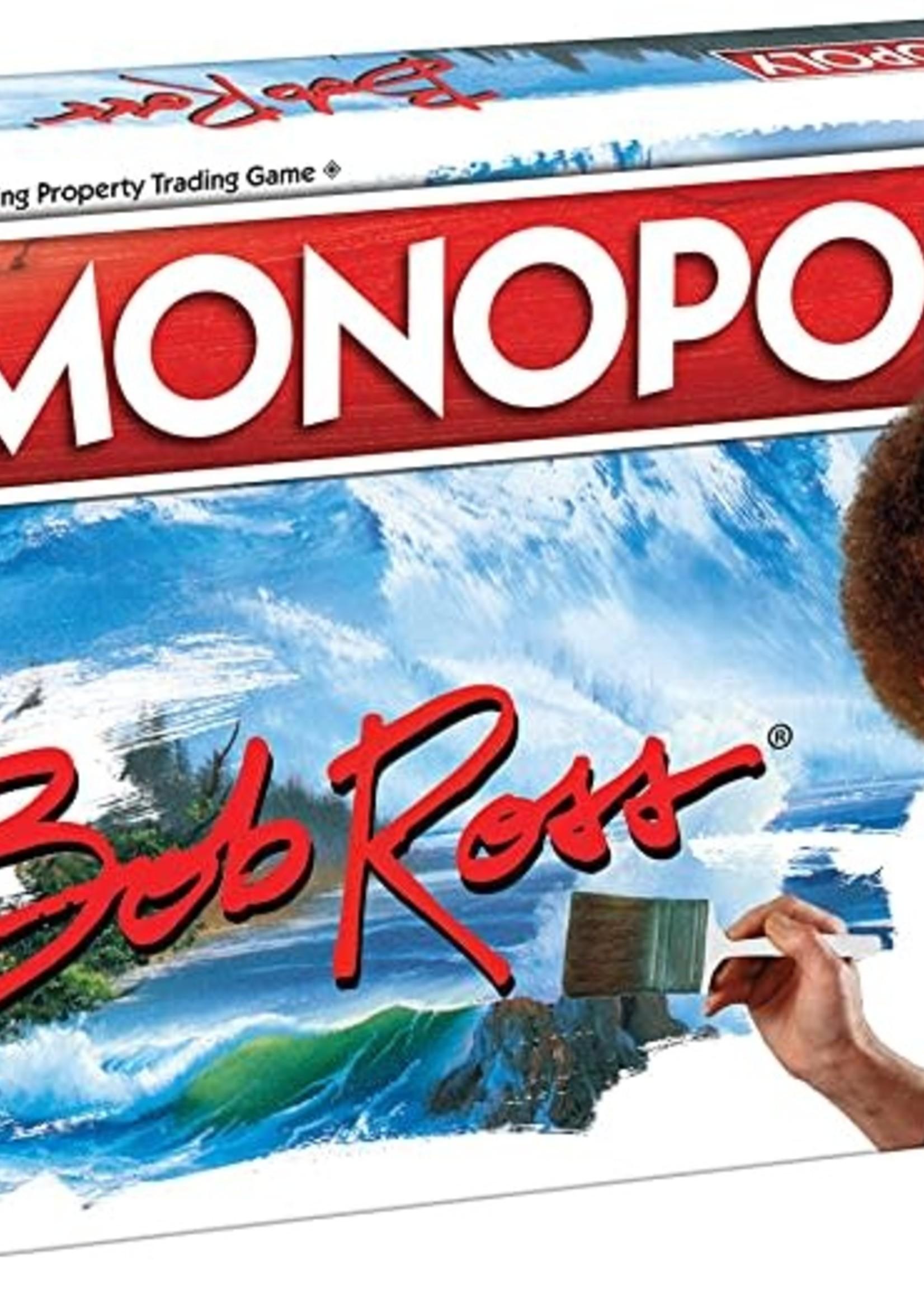 Everest Everest Monopoly Bob Ross