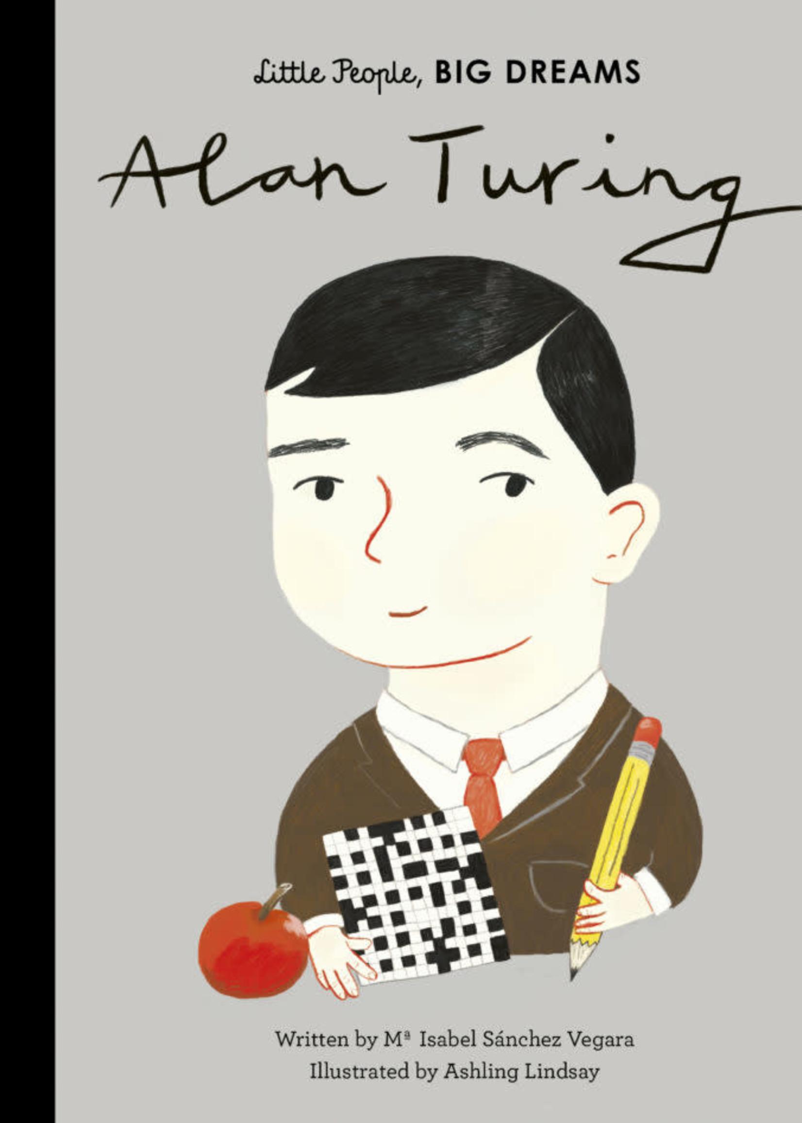 Hachette Little People Big Dreams Alan Turing