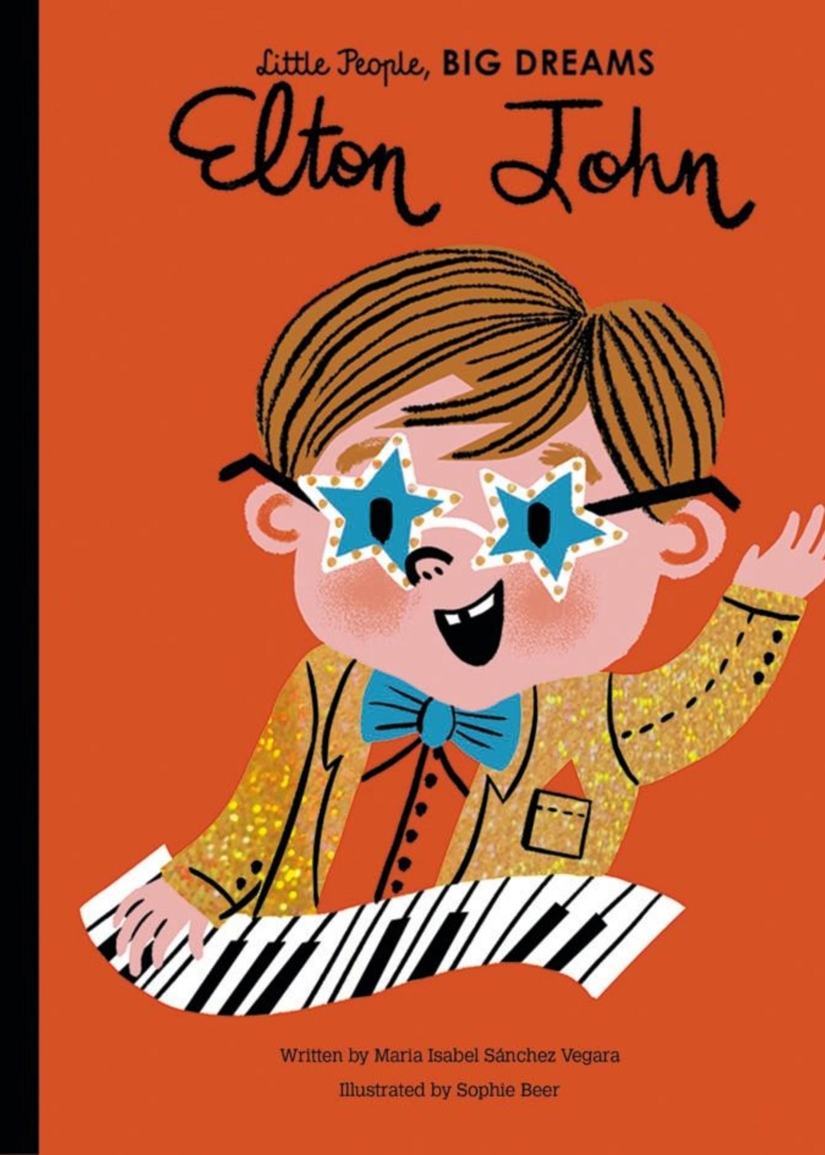 Hachette Little People Big Dreams Elton John