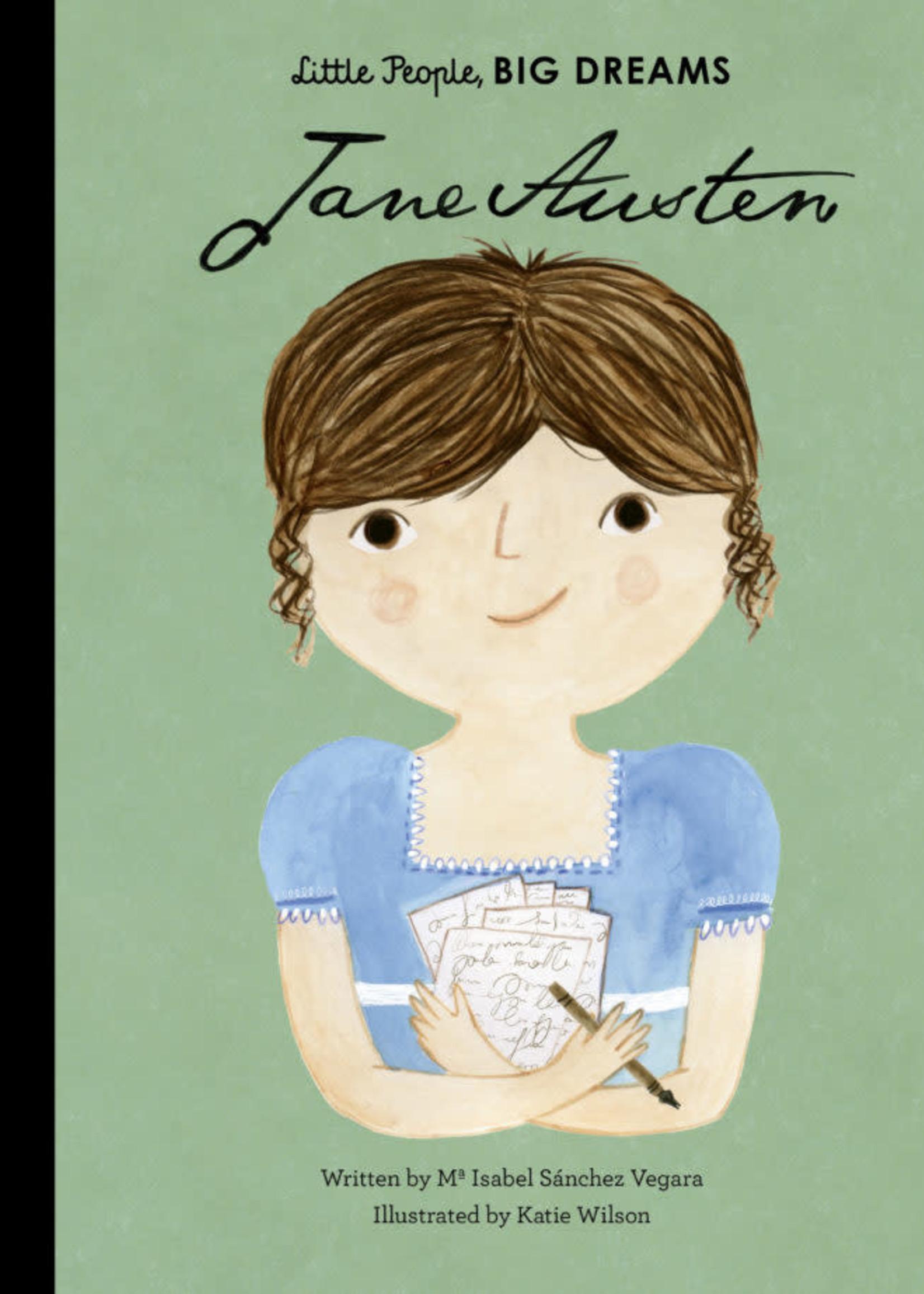 Hachette Little People Big Dreams Jane Austen