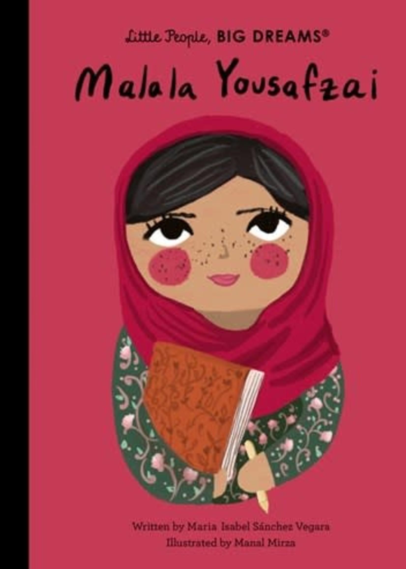 Hachette Little People Big Dreams Malala Yousafzai