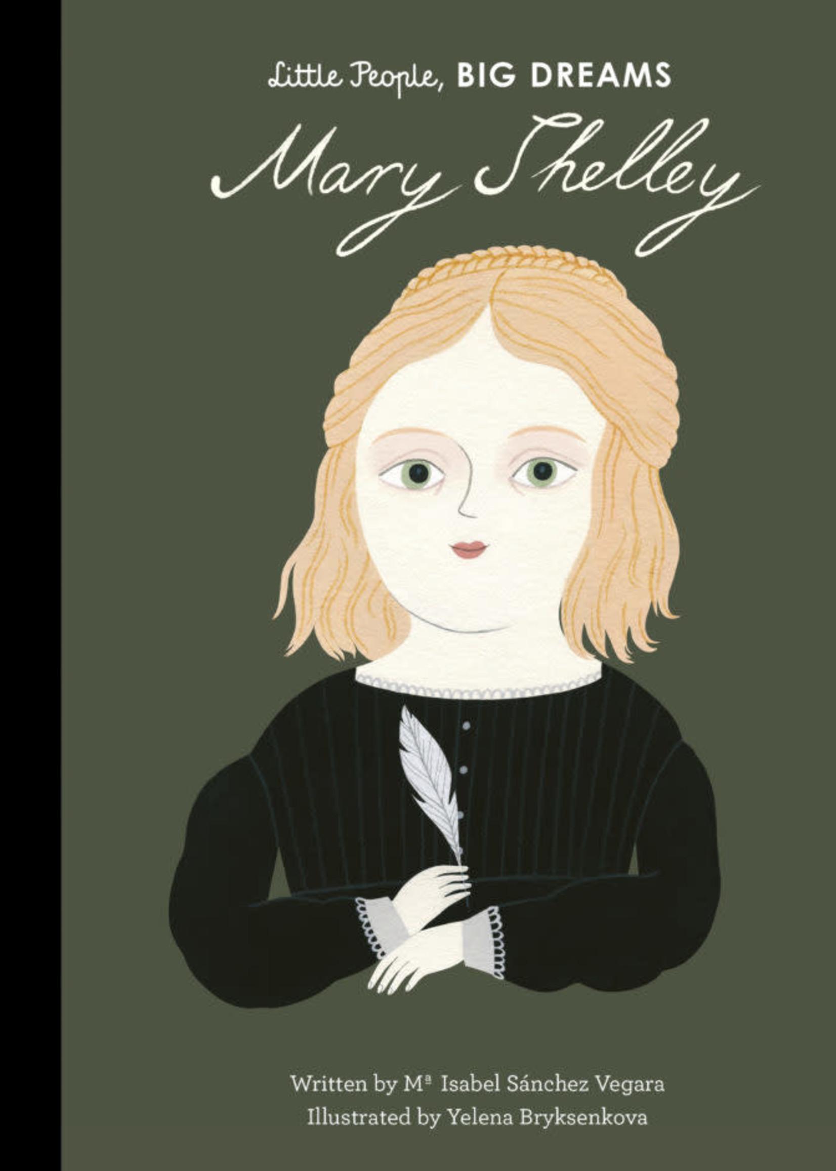 Hachette Little People Big Dreams Mary Shelley