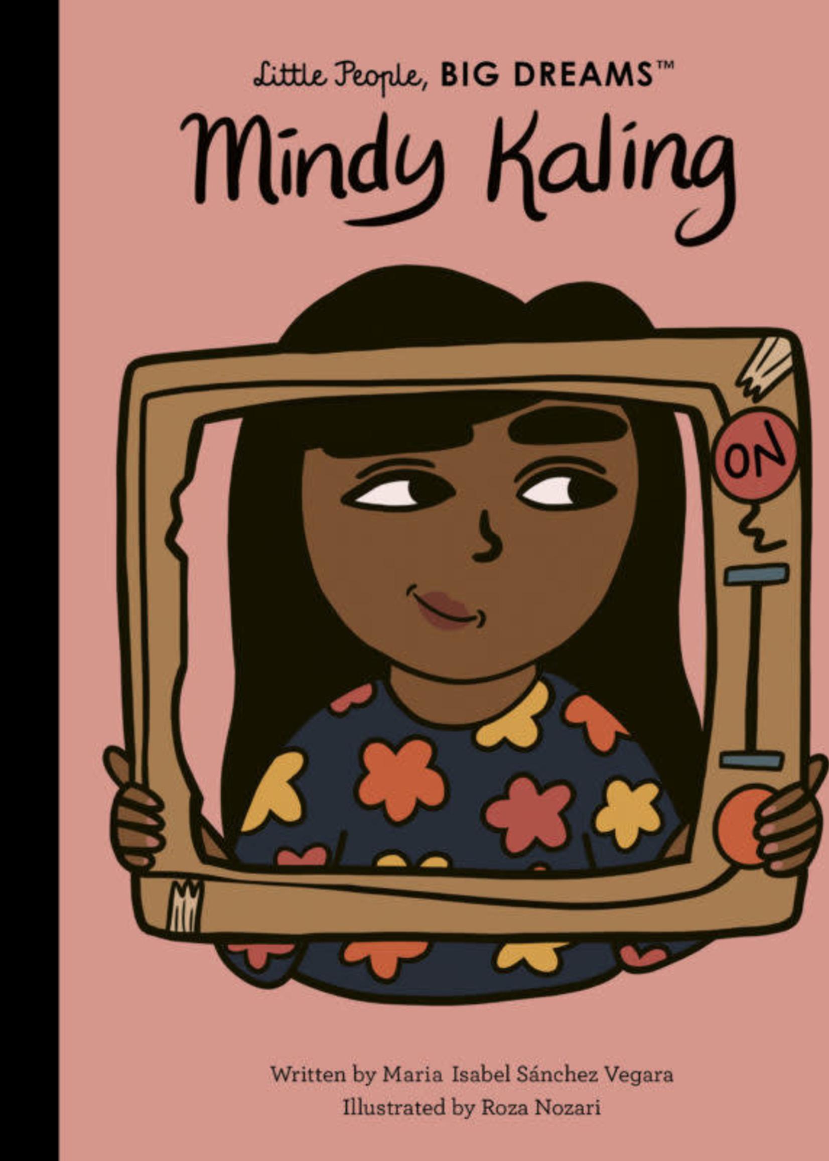 Hachette Little People Big Dreams Mindy Kaling