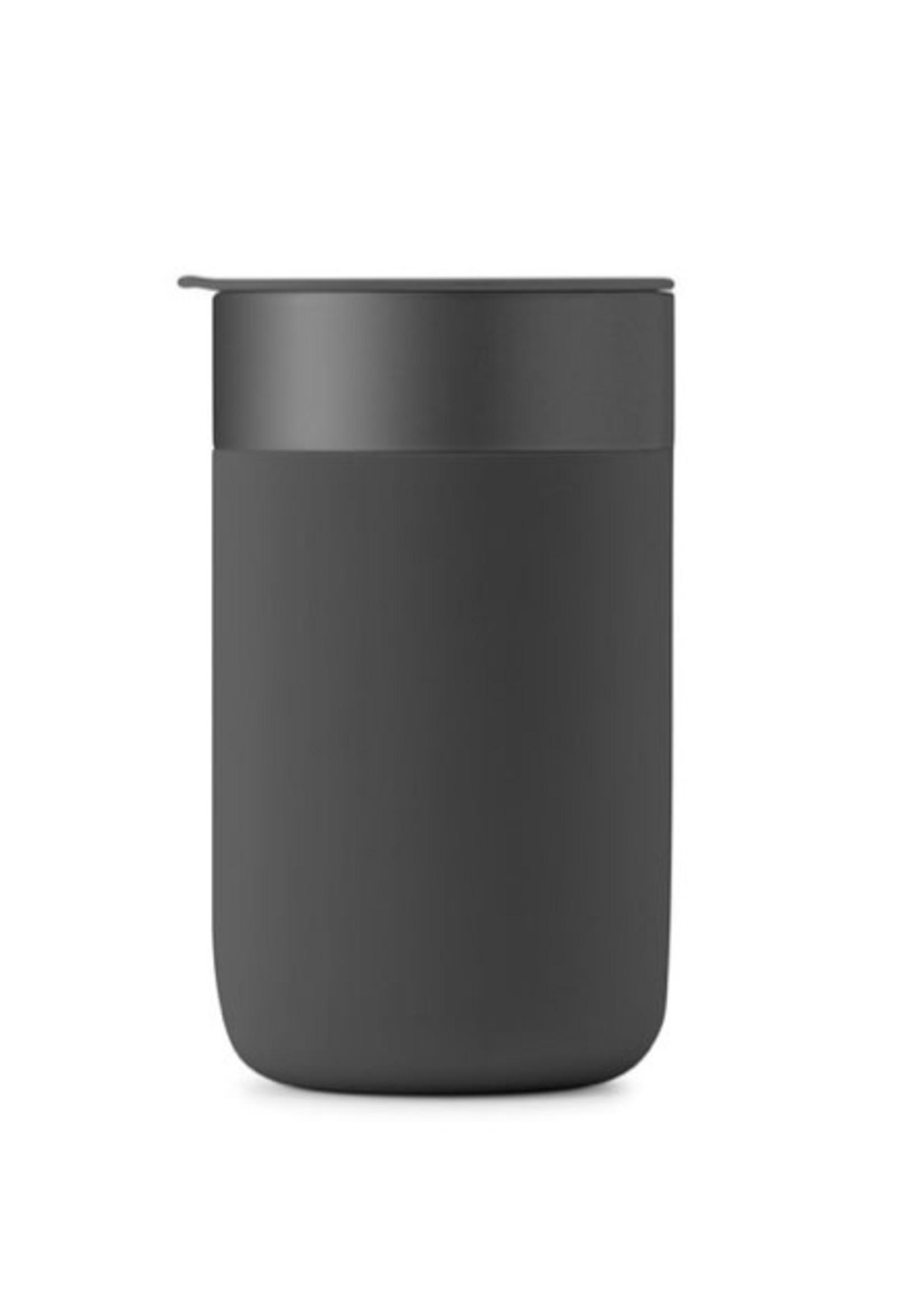 Porter Ceramic Mug - 16oz Charcoal