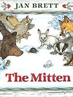 Penguin Random House The Mitten  O/S Board Book