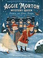 Penguin Random House Aggie Morton: Peril A Owl Park