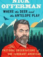 Penguin Random House Offerman: Where The Deer And The Antelope Play