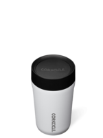 Corkcicle Corkcicle Commuter Cup - 9oz Gloss White