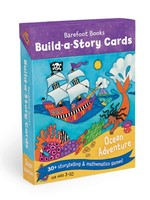 Barefoot Books Barefoot Books: Build A Story Cards: Ocean Adventures