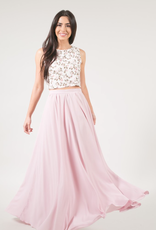 Space46 Kelly Maxi Skirt - Lilac
