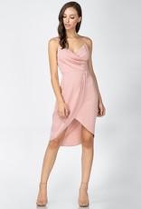 Adelyn Rae Jonah Wrap Dress