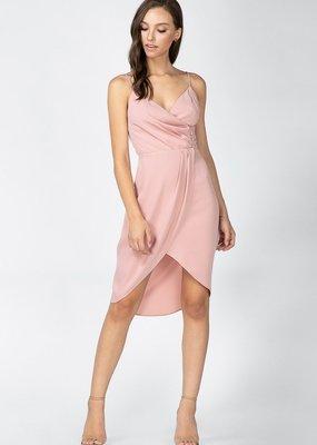 Adelyn-Rae Jonah Wrap Dress