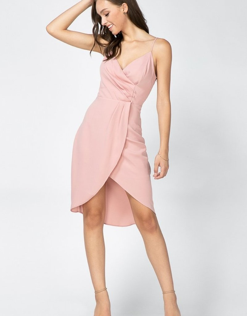 f54cea4ef5a Jonah Wrap Dress - Adorn Boutique