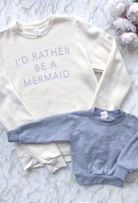 Adorn Collection Adorn Collection - Kids Mermaid Sweatshirt