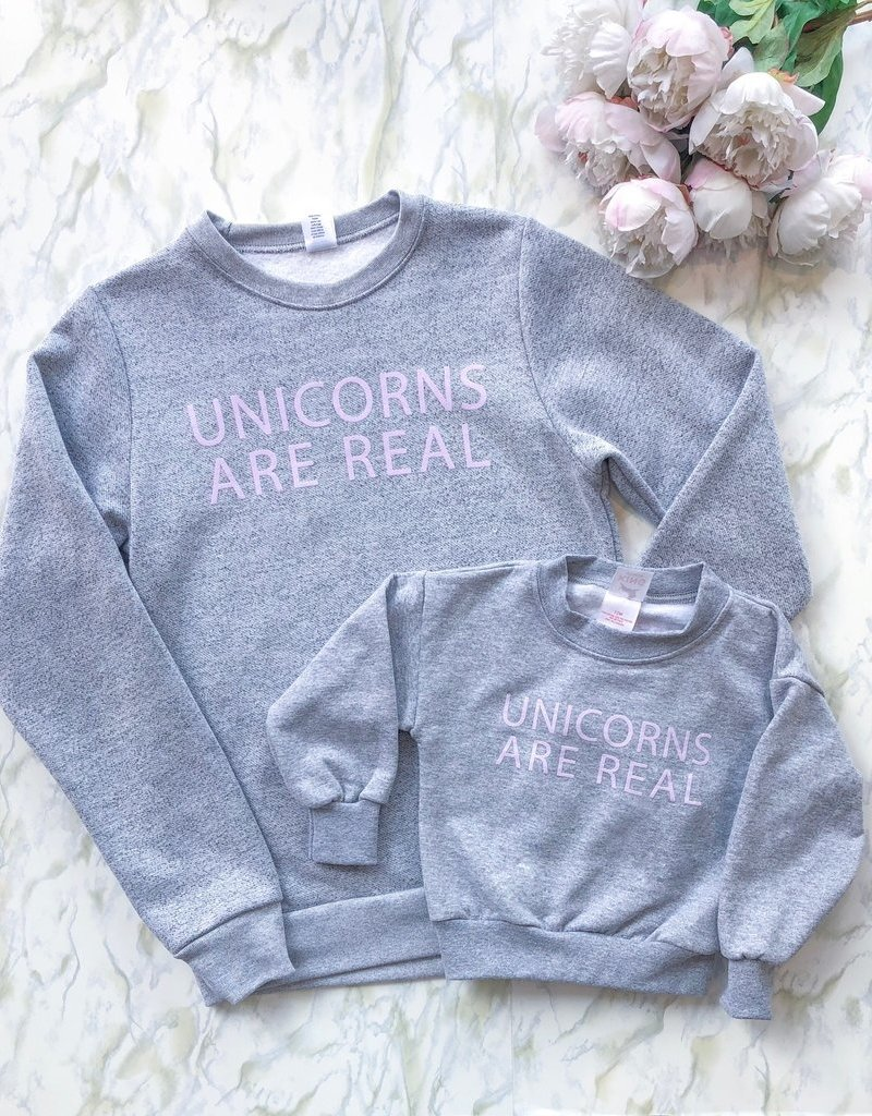 Adorn Collection Clothing Adorn Collection - Kids Unicorns Are Real