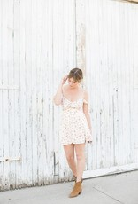 Flynn Skye Flynn Skye - Bodhi Mini Dress in Countryside Blooms