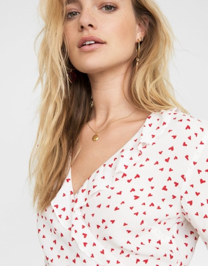Rails Rails - Simone Heart Top