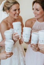 Stevie & Bean Stevie & Bean - Bridal Party Coffee Sleeves