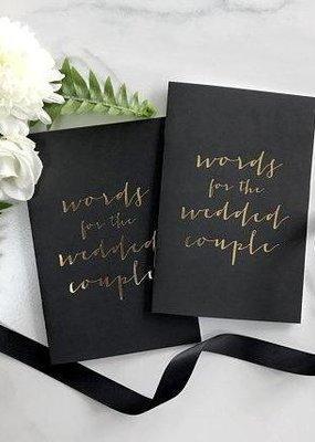 Stevie & Bean Stevie & Bean - Happy Couple Speech Journal
