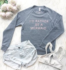 Adorn Collection Adorn Collection - Mermaid Sweatshirt