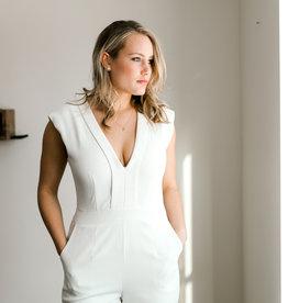 Adelyn-Rae Shae Woven Jumpsuit