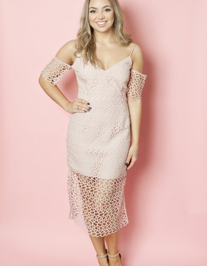 Keepsake Keepsake - Countdown Lace Dress