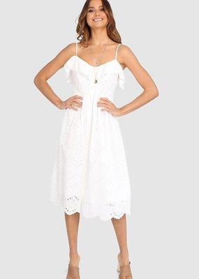 Lost in Lunar Romi Midi Dress