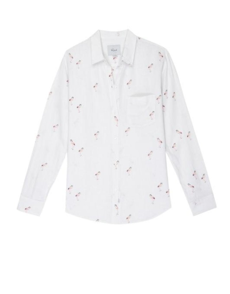 Rails Rails - Charli Retro Flamingo Top