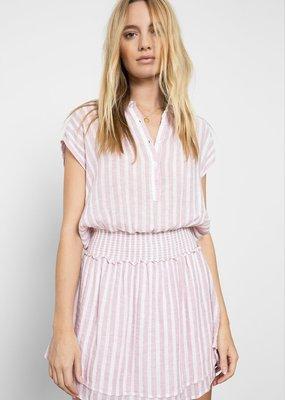 Rails Rails - Angelina Dress in Rose Stripe
