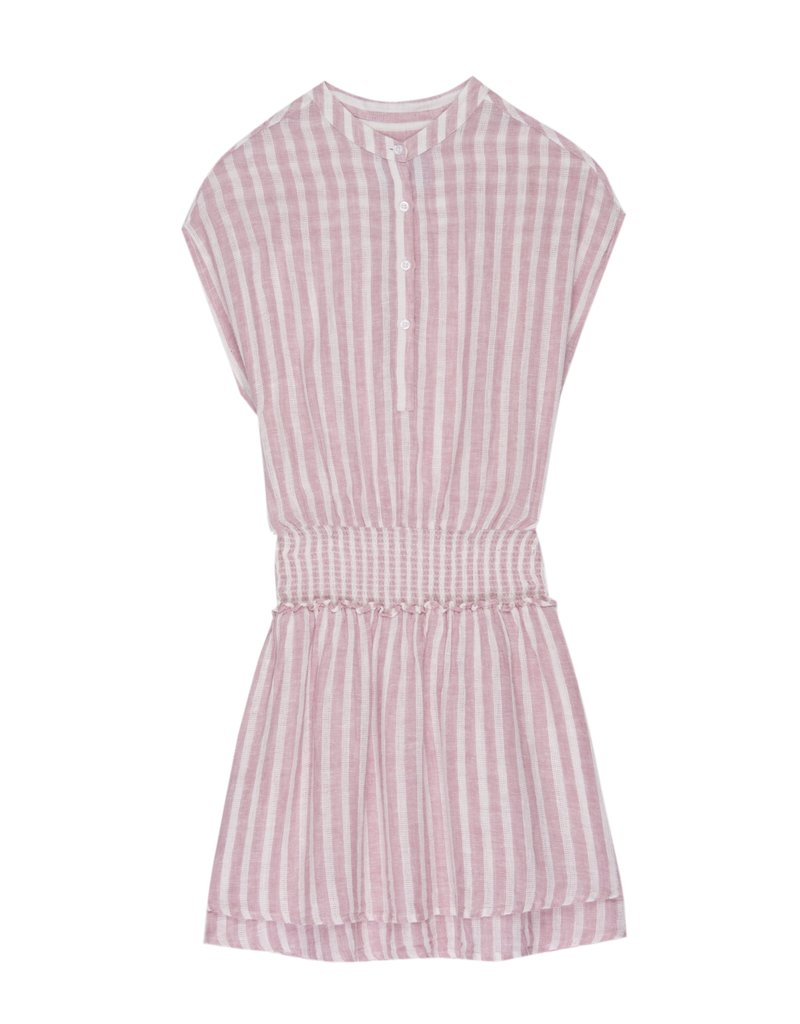 Rails Rails - Angelina Dress in Rose Stripe