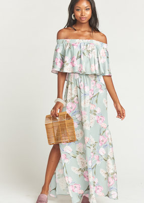 Show Me Your Mumu Hacienda Maxi Dress Primavera Floral
