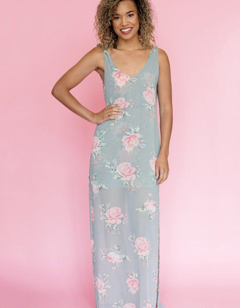 Show Me Your Mumu Show Me Your Mumu - Rossen Maxi Dress