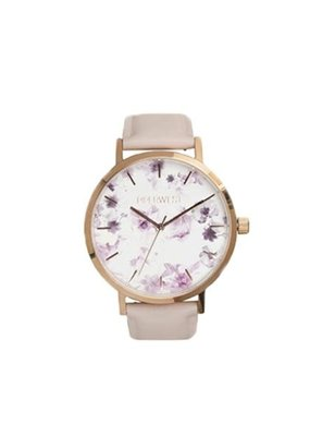 Piperwest Piperwest Floral Minimalist Watch *More Colours*