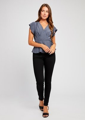 Gentle Fawn Gentle Fawn - Lilium Wrap Top
